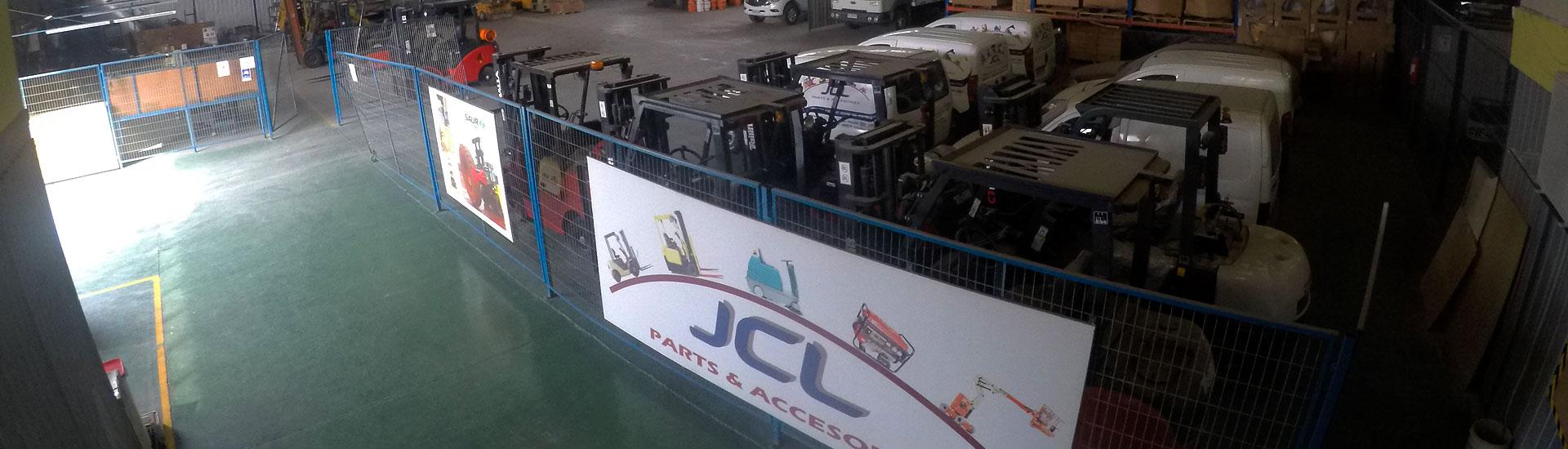 JCL | Partes & Accesorios